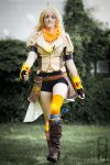 Yang Xiao Long - These boots are made for walking by LittleGeeky