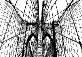 Brooklyn Bridge by BiggCaZ