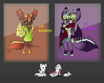 (CLOSED) Frax Adopt Sheet by AcidicAdopts