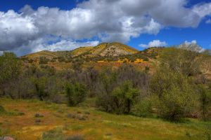 Foothills II by ernieleo