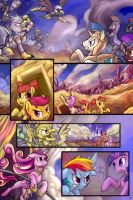 mrraptoid comic Comission Page 1 by Hobbes-Maxwell
