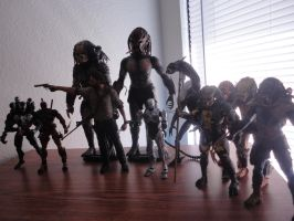 My Collection Of Figures by SicSlipknotMaggot