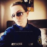 Resident Evil Cosplay - Albert Wesker STARS FEMALE by LadyIonia
