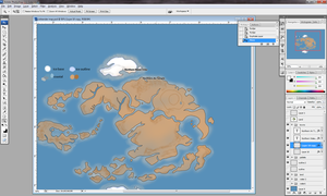 The Last Airbender WIP2 Map by duniyadnd