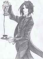 Sebastian Michaelis by Anime019se