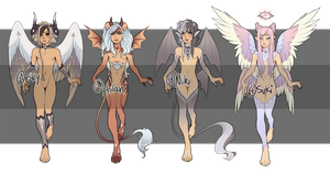 ::ADOPTS:: #1 (CLOSED) by MadCarnival