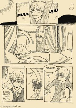 The Hobbit: Guest page 8 by tinling