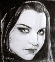 Amy lee by JulietGarciaArt
