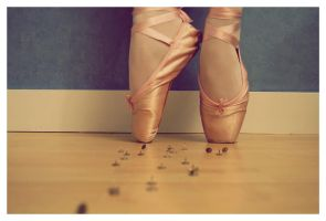 Of Pointes and Pins by lucky-april