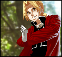 """Edward Elric - """"Short?"""" by veriitus"""