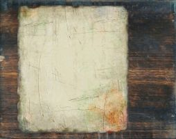 Old Paper on Wood by spicorder-stock