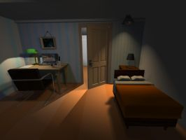 My room by Thimix2