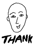 Thank you GIF by Rayleighev