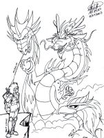 Dragones by Mr-Zero