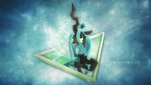 Queen of the Changelings by RDbrony16