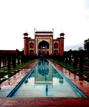 Agra by TwinOfTwins