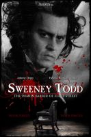 Sweeney Todd Contest Entry by maddartist83