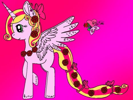 Masquerade (my New Mane Style This Is What I Look  by discordcelestia