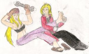 Pollpic 110 Winry by kingofthedededes73