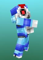 Minecraft skin - MMZ Pantheon by FontesMakua