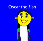Oscar the Fish from Shark Tale by MikeEddyAdmirer89