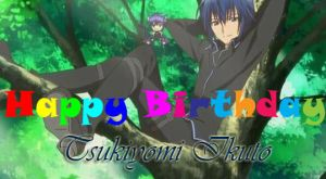 HAPPY BIRTHDAY IKUTO by HACKproductions