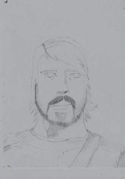 Dave Grohl by Mal-Reynolds93