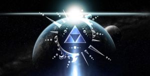 Triforce Wallpaper by Tahu1179