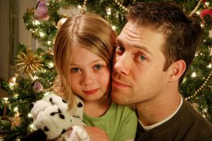 Daughter and Father by saraccasey