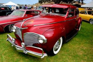 1941 Dodge Luxury Liner by CZProductions