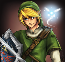 LoZ: Link by NyammiToast
