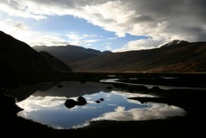 Morning in Ladakh by orographic