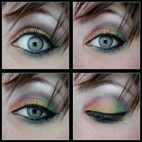 Eye Shadow by lurockit