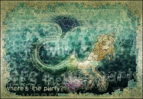 sirena: where's the party by blue-fusion