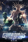 Guardians of the Galaxy Teaser Poster by DiamondDesignHD