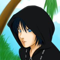 Xion - gift by x-Lilou-chan-x