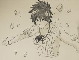 Gray Fullbuster by Tiha90
