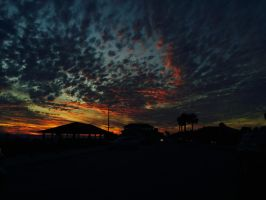 Destin Florida Sunset #12 Just the Beginning by superSeether