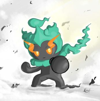 Marshadow by Almoprs