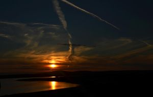sunset view 2 by meenags