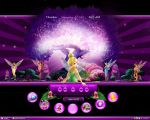 Disney Fairies DesktopX Theme by lockjavv