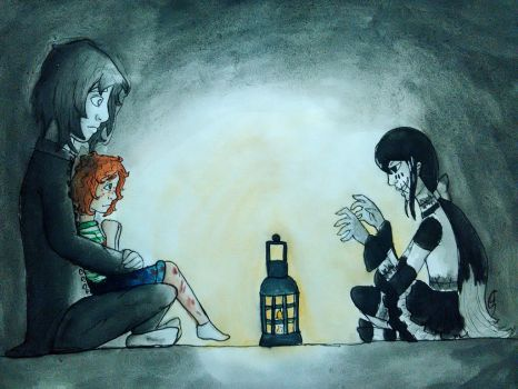 Let me tell you a little story... by DrawsFromMyMind