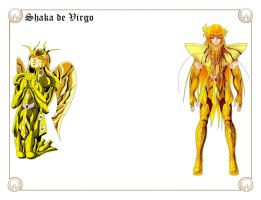 Shaka de Virgo by Javiiit0