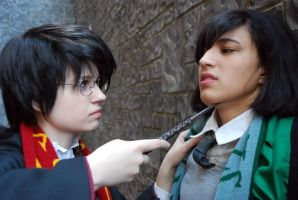 Harry Potter: Bully by GV-C