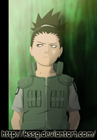 Shikamaru kid by KssG