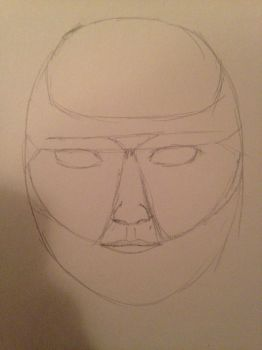 WIP Face 2 by job210