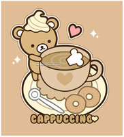 Cappuccino hat hunt by SqueakyToybox