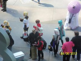 Sakuracon 2012 by OptimusSpine