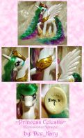 V2 Custom Princess Celestia by DeeKary