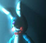 Angry TB (Toy Bonnie) {old} by Dragoncat12009